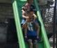 Glimpses Helen Martinez new playground Ross Snyder Park