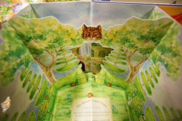 150 Years of Drawing 'Wonderland' | Glimpses | Zócalo ... | 593 x 395 jpeg 191kB