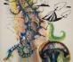 9. Dali caterpillar