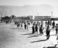 10_Manzanar Grammar School Fire Drill_Toyo Miyatake