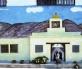 Mision, Fresno St. at Cesar Chavez, E. LA, Manuel G. Cruz, artist, 2001