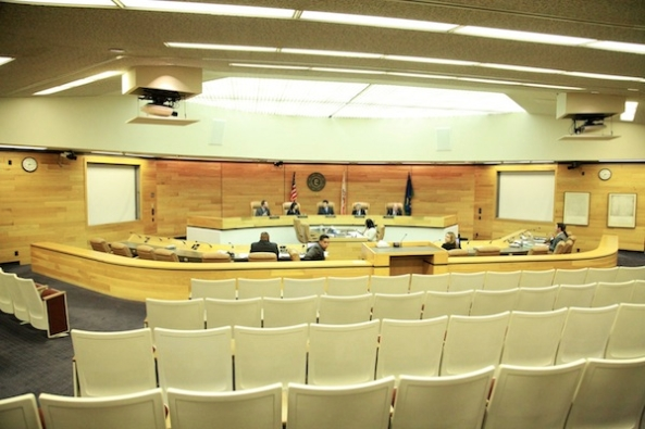 how often does the valparaiso city council meet