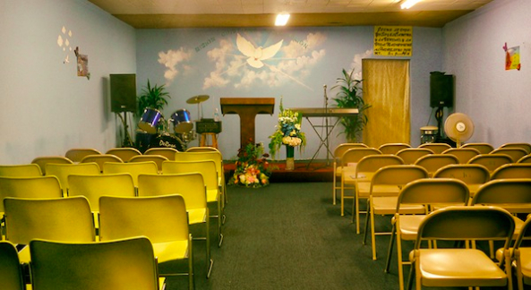 The Inviting Light Of L A S Humble One Room Churches