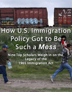 How U.S. Immigration Policy Got to be Such a Mess