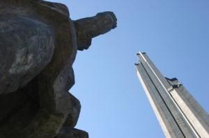 Soviet War Memorial in Riga
