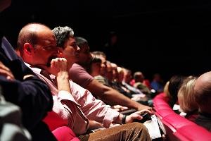 James Ellroy audience