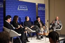 Steve Padilla, Jennifer Lee, Paul Ong, Jorge-Mario Cabrera, and Arturo Vargas