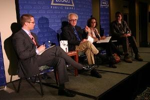 Tomas Jimenez, Richard Alba, Peggy Levitt, and Dowell Myers