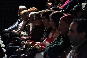 Jaron Lanier audience