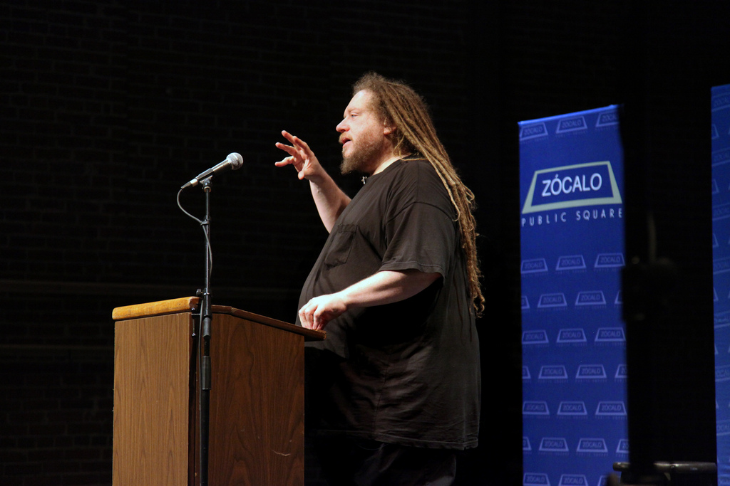 Jaron Lanier at Zocalo