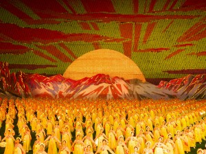 Arirang Mass Games, North Korea