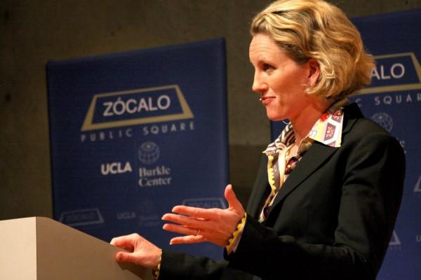 Isobel Coleman at Zócalo at MOCA Grand Avenue