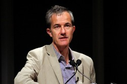 Geoff Dyer at Zócalo