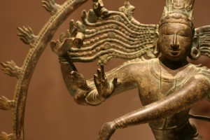 Shiva sculpture from the Chola Dynasty