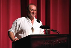 William Dalrymple at Zócalo at the Hammer