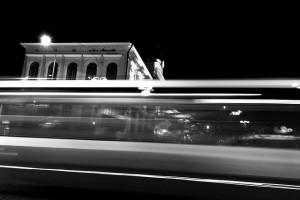 bus crossing