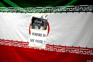 Where's my vote? Iran