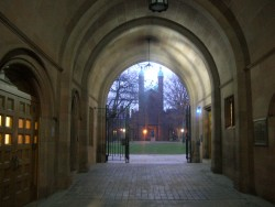 Phelps Gate, Yale University