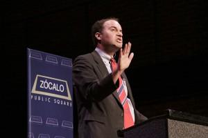 Matt Kahn at Zócalo