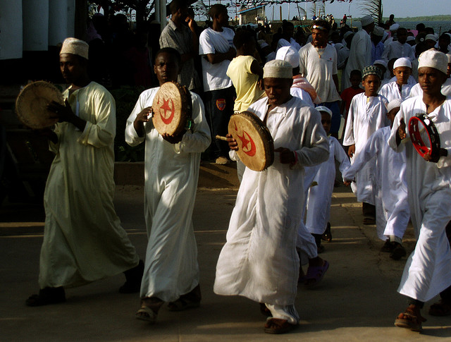 Sufi Muslims in Kenya