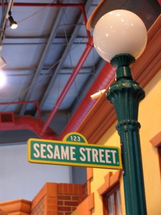 Without public-funded media, there'd be no Sesame Street.