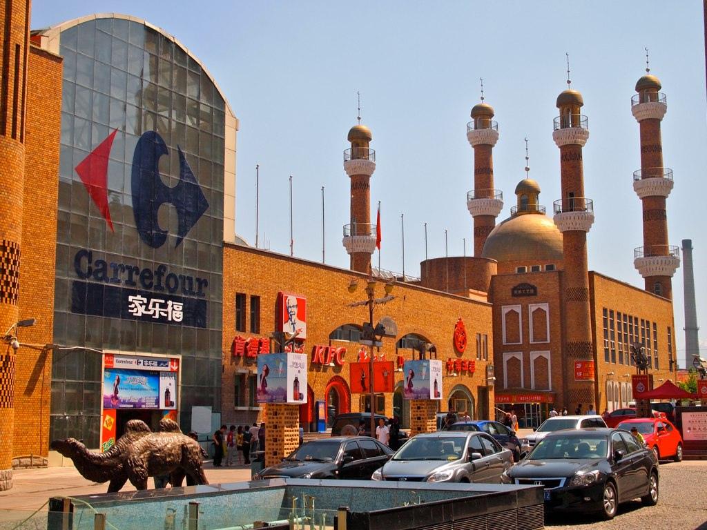 Xinjiang July 2010