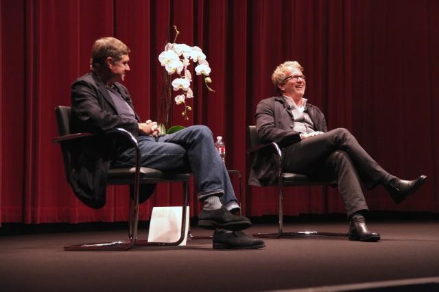 Brad Cloepfil and Gus Van Sant