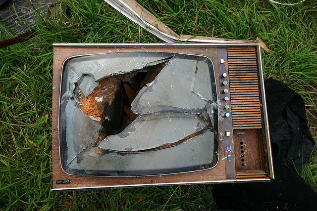 broken-TV_My-Golden-Ride-in-the-Idiot-Box