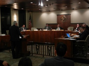 CA Council Meeting_Rick Cole