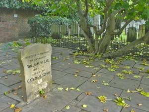 Here Lies William Blake, Essayist?