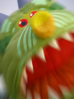 Monster.com balloon