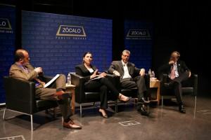 Education Gap panelists