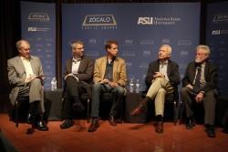 Arizona History panel