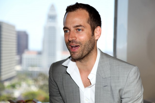 benjamin millepied net worth
