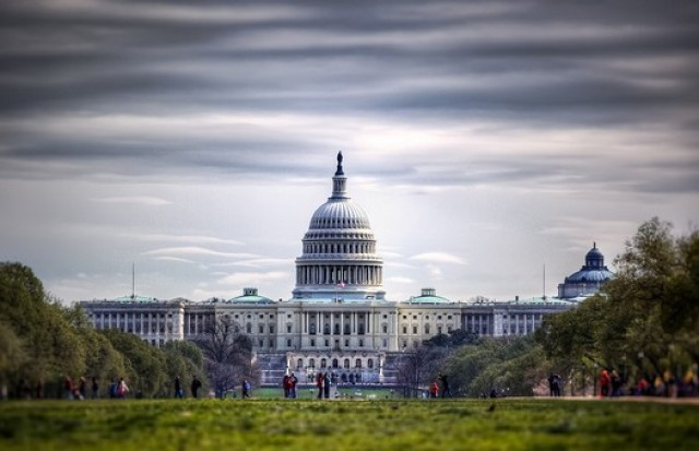 The U.S. Capitol Building