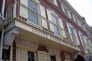 post office_Saving U.S. Mail