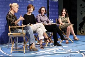 Meghan Daum, Jeanne Darst, Lisa Zeidner, Heather Havrilesky