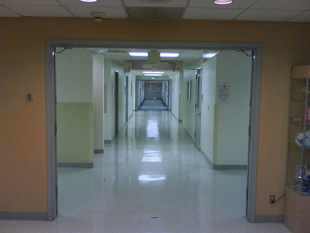 empty hospital_Bakerfield