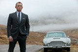 Daniel Craig with Aston Martin