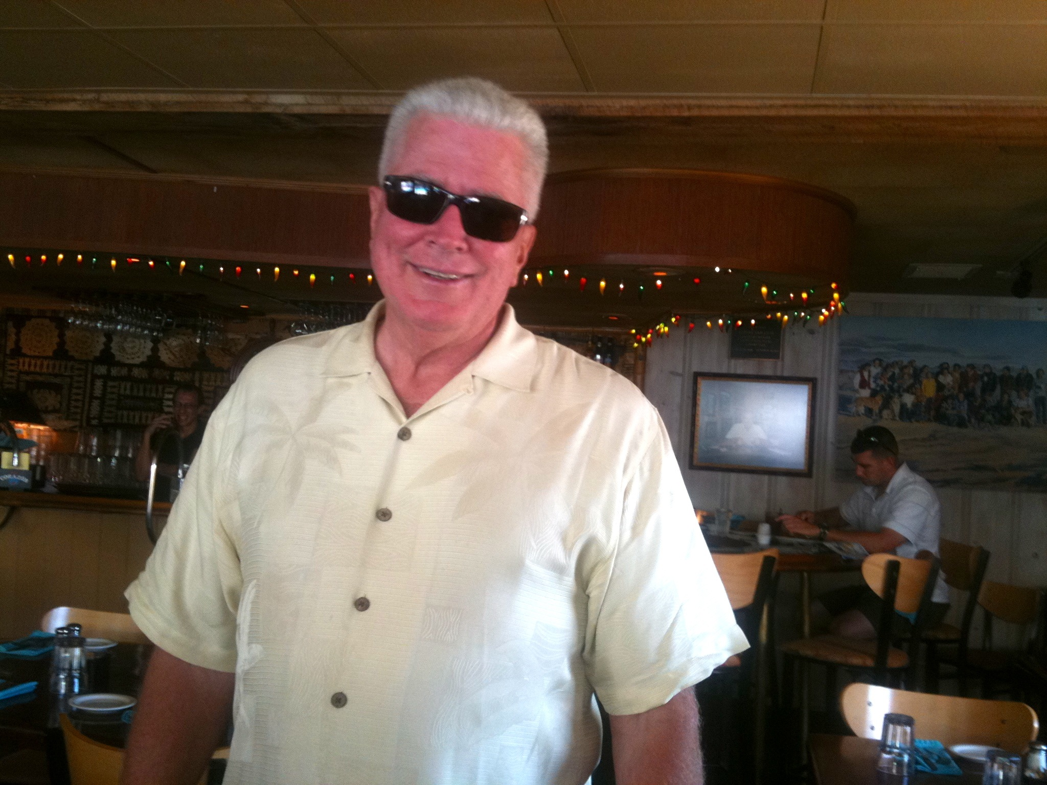 the darkness beneath huell howser