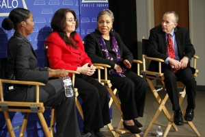 Why Is Cancer Killing More African-Americans? panelists