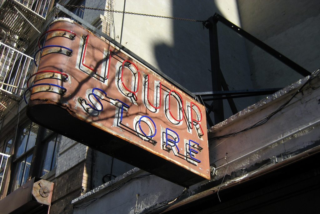 The Liquor Store in Tribeca