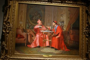 Cardinals, Don't Squander This Conclave