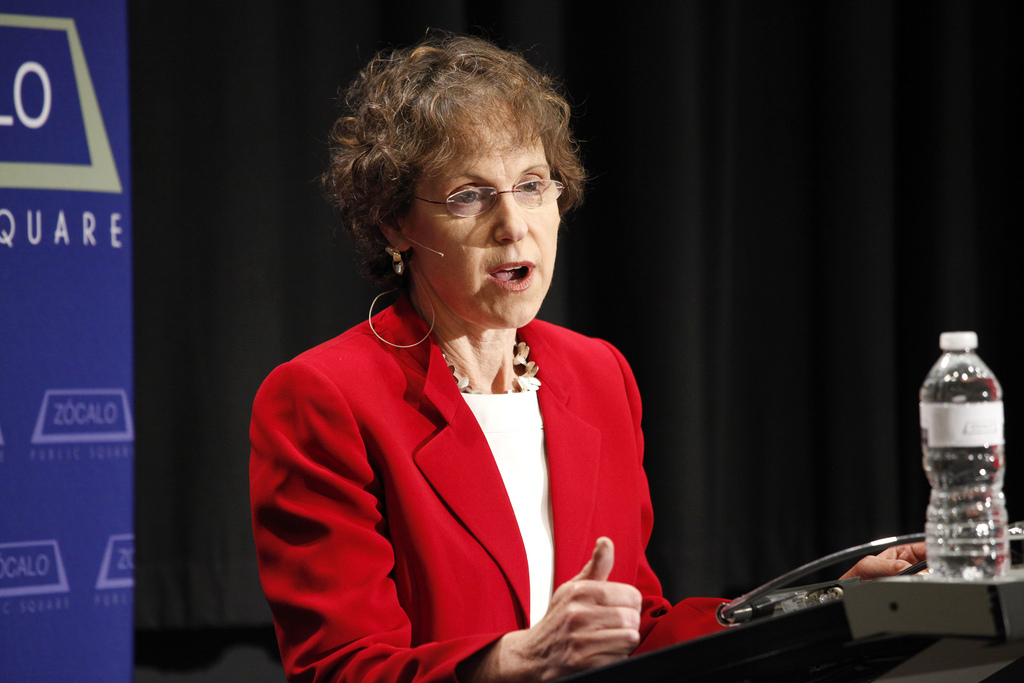 Stanford economist Anat Admati