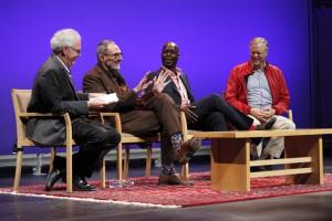 John King, Thom Mayne, Válery Augustin, Fred Kent