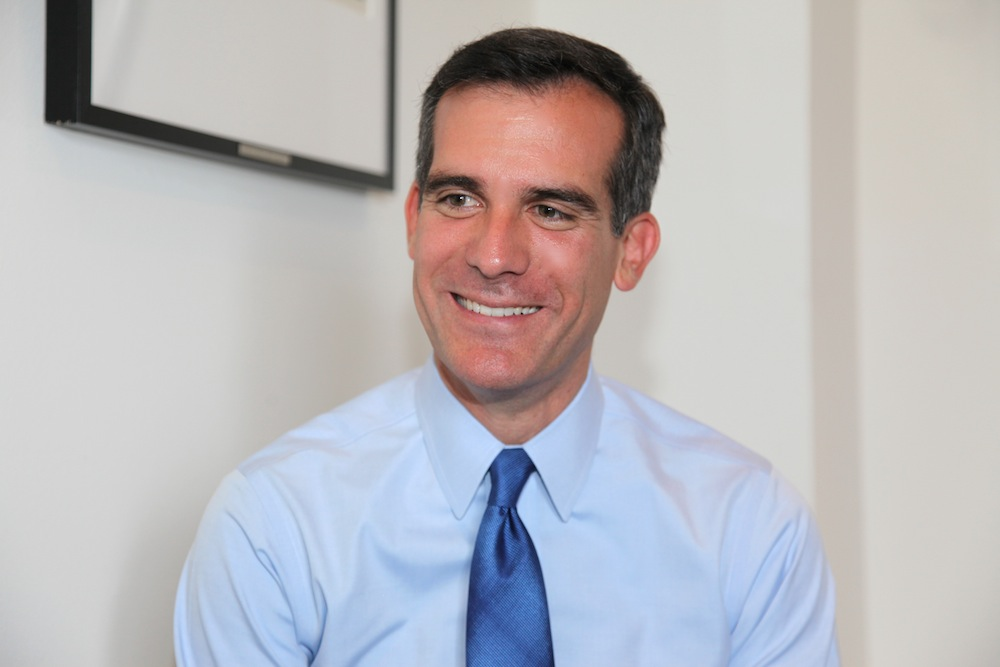 Image result for garcetti