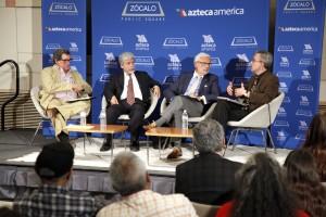 Roberto Suro, Gilbert Ojeda, Marcelo Suárez-Orozco, Manuel Pastor