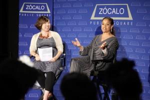 Debbie Allen talks with Erika Hayasaki