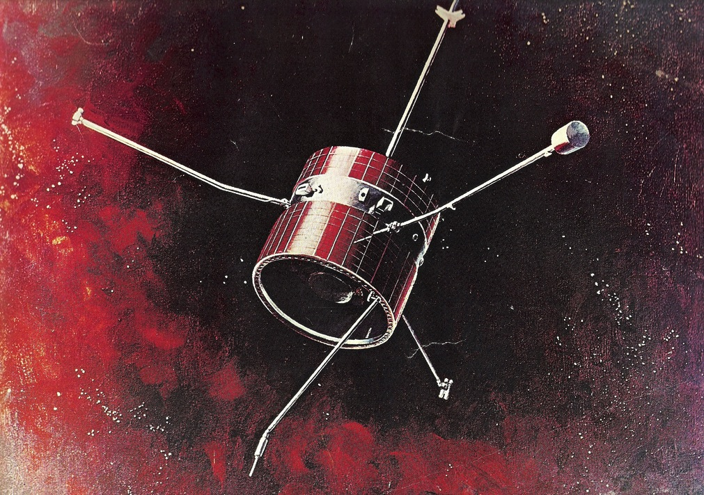 the pioneer 6 spacecraft - photo #2