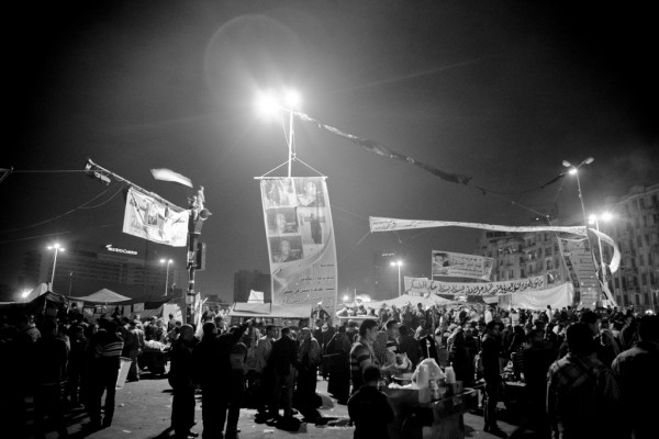 Tahrir Square November 2011